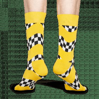Foto van Happy Socks RACE Socks RAC01-2200