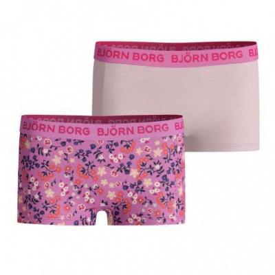 Foto van Bjorn Borg 2-Pack Mini Short voor meisjes 2011-1023 50871