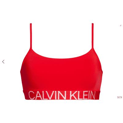 Foto van Calvin Klein BH Top 000QF5181E-DFU
