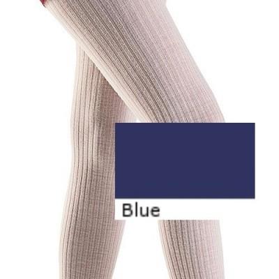 Foto van Oroblu wollen dames rib maillot NIKKI BLUE ORFW20T
