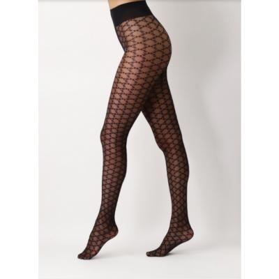 Foto van Oroblu Fashion Panty Stellar VOBC66661 9999 Black