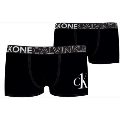 Foto van Calvin Klein 2-Pack Boxer ZWART B70B700317 OSB