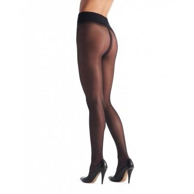 Foto van Oroblu Different 20 denier panty BLACK OR1142200