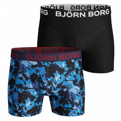 Foto van Bjorn Borg 2-Pack Herenboxers CORE NOOS 9999-1215 71171