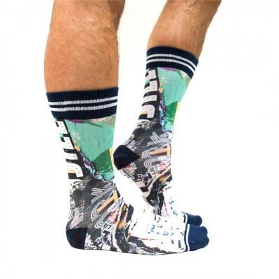 Foto van Sock my Feet FLYER FW19M004