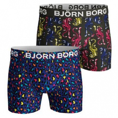 Foto van Bjorn Borg 2-Pack Heren boxer short BB ENERGY L 1931-1230