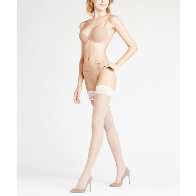 Falke Shelina Stay Up kousen CHAMPAGNE 41526