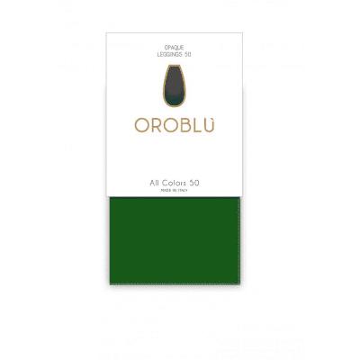 Foto van Oroblu All Colors 50 panty legging GREEN 24 OR1165050
