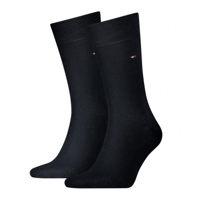 Foto van Tommy Hilfiger Herensok 2-pack DARK NAVY 371111 322