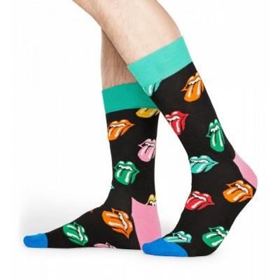Foto van Happy Socks ROLLING STONE Paint it black RLS01-9300