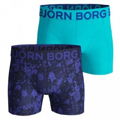 Foto van Bjorn Borg 2-Pack Herenboxers CORE 2021-1096 70011