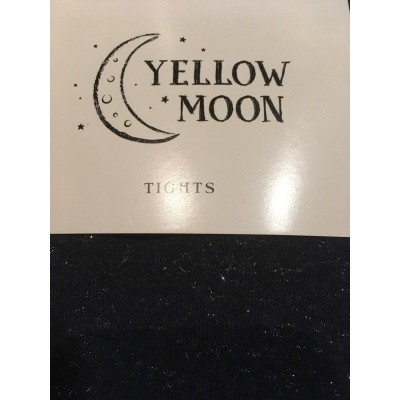 Foto van Yellow Moon Meisjes Glitter Lurex Maillot NAVY/SILVER 9325