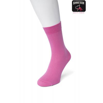 Foto van Bonnie Doon Cotton Sock 83422 PINK