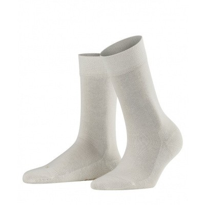 Foto van Falke Sensitive Damessok London OFF WHITE 47686 2049