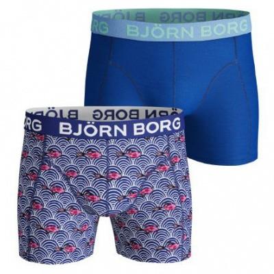 Foto van Bjorn Borg 2-Pack Herenboxers CORE 2021-1082 71021