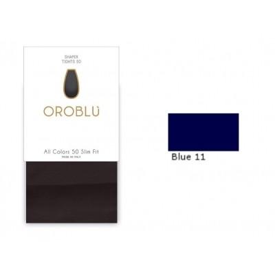 Foto van Oroblu All Colors Slim fit 50 BLUE11 OR 1145060