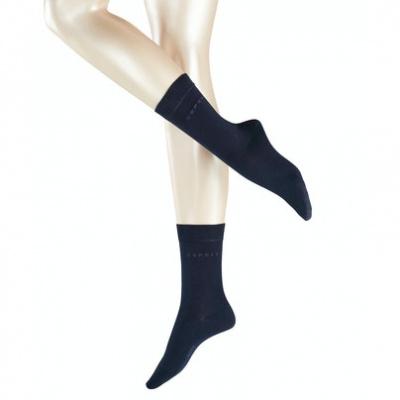 Afbeelding van Esprit Sensitive dames sokken 2-Pack NAVY 18699 - 6120