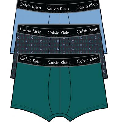 Foto van Calvin Klein Cotton Stretch Low Rise Boxer 3-Pack 0000U2664G REM