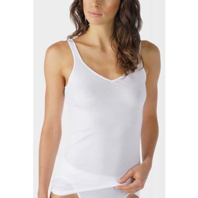 Foto van Mey dames hemd uit de serie Noblesse Wit 25110