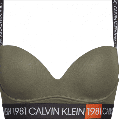 Foto van Calvin Klein Plunge Push up BH 000QF5441E-7GV
