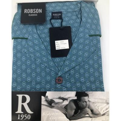 Foto van Robson Katoenen Doorknooppyjama's RB171-100