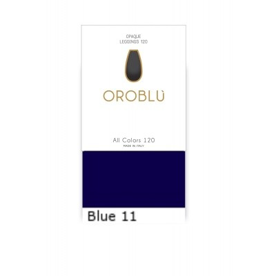 Foto van Oroblu All Colors 120 Legging BLUE 11 OR1172050