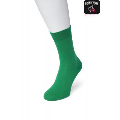 Foto van Bonnie Doon Cotton Sock 83422 GREEN