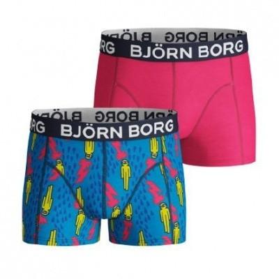 Foto van Bjorn Borg 2-Pack Boxer voor jongens HAWAIIAN OCEAN 1841-1260 70731