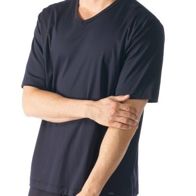 Foto van Mey Mix & Match T-Shirt korte mouw Blauw