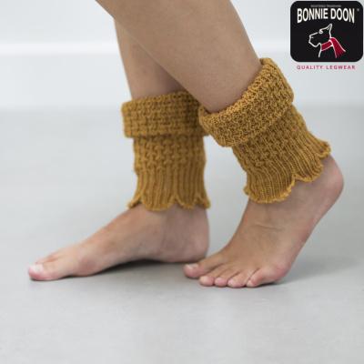 Foto van Bonnie Doon Honeycomb Boot Top BN351789 Ochre