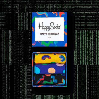 Foto van Happy Socks Gift Box HAPPY BIRTHDAY XBDA08-2700
