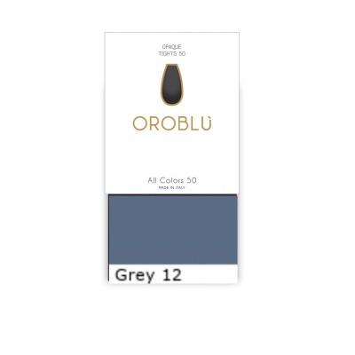 Foto van Oroblu All Colors 50 Panty GREY 12 OR1145050
