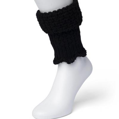 Foto van Bonnie Doon Honeycomb Boot Top BN351789 Black
