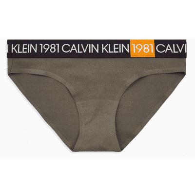 Foto van Calvin Klein Slip 1981 Bold COTTON Collection 000QF5449E-7GV
