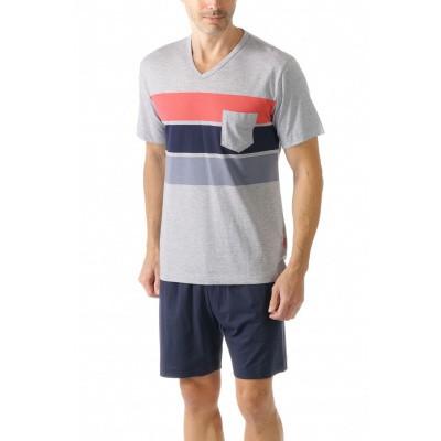 Foto van Mey pyjama met korte broek en korte mouw. 15871 620