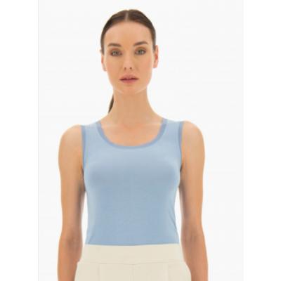 Foto van Oroblu dames hemd Tank Top uit de Perfect Line serie SKY VOBT01648 5015