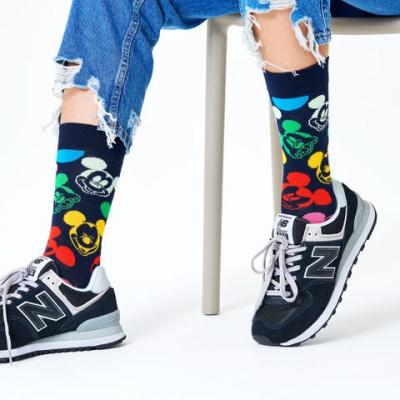 Foto van Happy Socks COLORFUL CHARACTE SOCK DNY01-6503