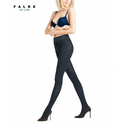 Foto van Falke Family katoenen dames maillot 48790-6379 Navyblue