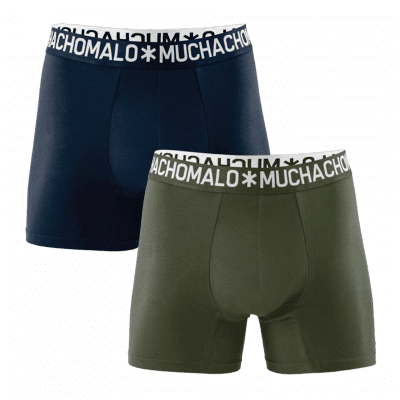 Foto van Muchachomalo heren boxers 2-Pack 1132COTTON11