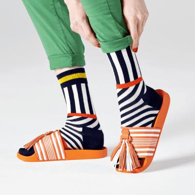 Foto van Happy Socks Stripes and Stripes SOS01-6500
