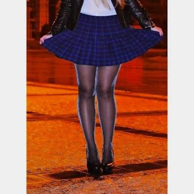 Foto van MarcMarcs Fashion Panty Lurex MARINE 87257