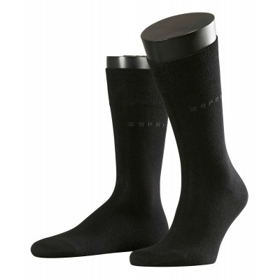 Foto van Esprit Men's Basic Sensitive 2-Pack BLACK 17874