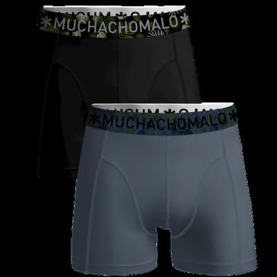 Foto van Muchachomalo Heren Boxershort 2-Pack SOLID1010-345