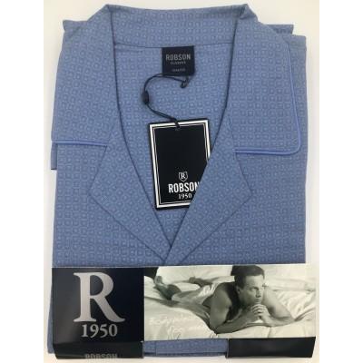 Foto van Robson Katoenen Heren pyjama RB27182-701