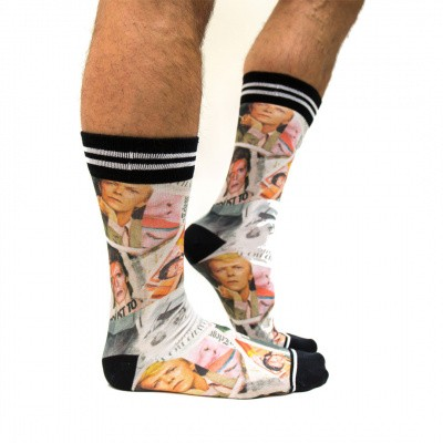 Foto van Sock my Feet BOWIE FW19M007