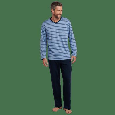 Foto van Schiesser Heren pyjama/loungewear set 164672-800