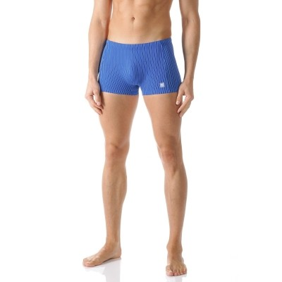 Foto van Mey Heren Zwemshort NAUTICAL BLUE 46234