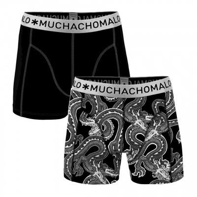 Foto van Muchachomalo 2-Pack Jongens SPIR1010-01J