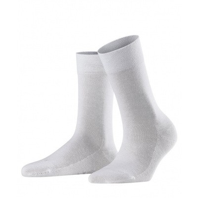 Foto van Falke Sensitive Damessok London WHITE 47686 2009