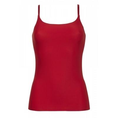 Foto van Ten Cate Secrets dames Spaghetti hemd RED 30249